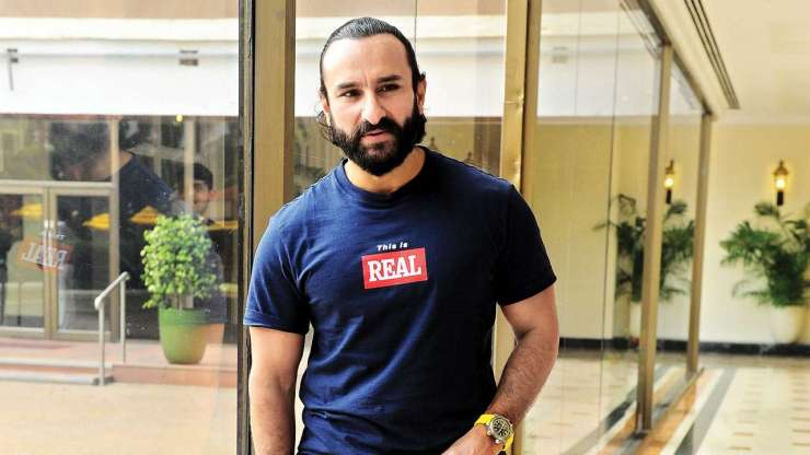 In the film 'Adipurush', Saif Ali Khan will be seen 8 to 9 feet tall, will put his life in the role of Ravana! World Daily News24 - English