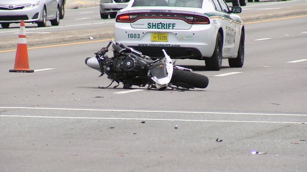 FHP: Car turns in front of motorcyclist; rider killed