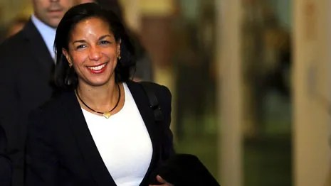 Susan Rice Steps Aside | The New Yorker