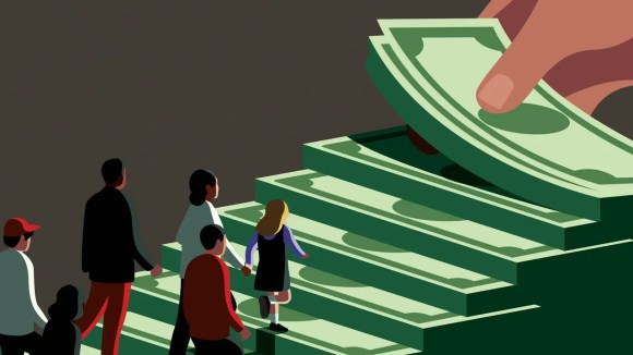 Who Really Stands to Win from Universal Basic Income?