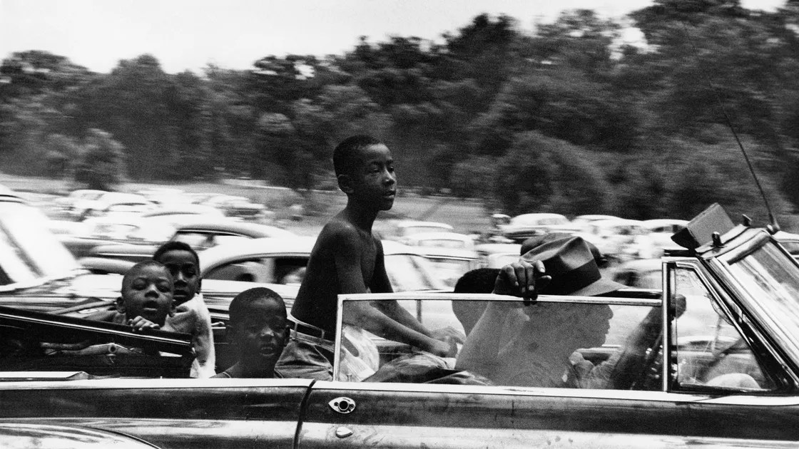 How Robert Frank's Photographs Helped Define America