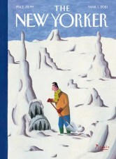 March 1, 2021 New Yorker cover
