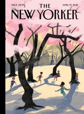 April 19, 2021 New Yorker cover