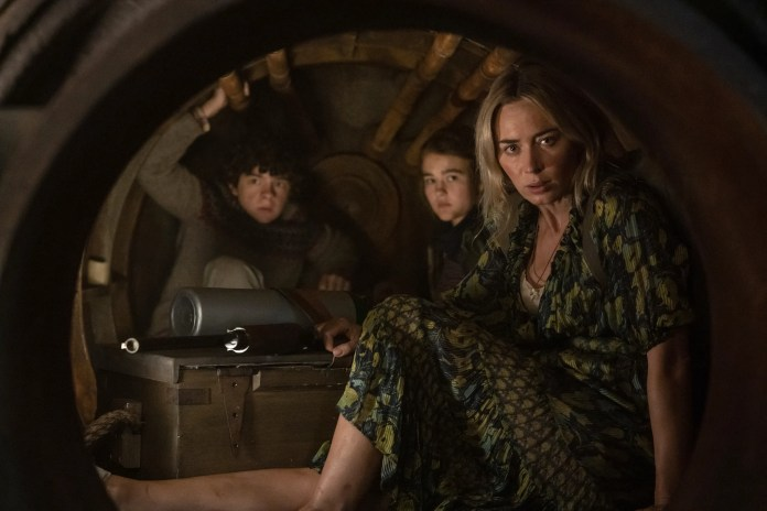 """A Quiet Place Part II,"""" Reviewed: John Krasinski's Limited View of Horror    The New Yorker"""