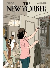 June 14, 2021 New Yorker cover