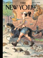 June 21, 2021 New Yorker cover
