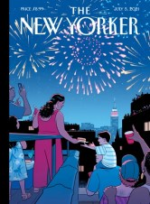 July 5, 2021 New Yorker cover