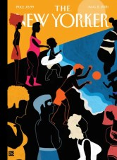 August 2, 2021 New Yorker cover