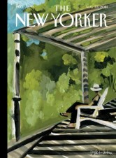 August 23, 2021 New Yorker cover