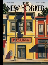 October 4, 2021 New Yorker cover