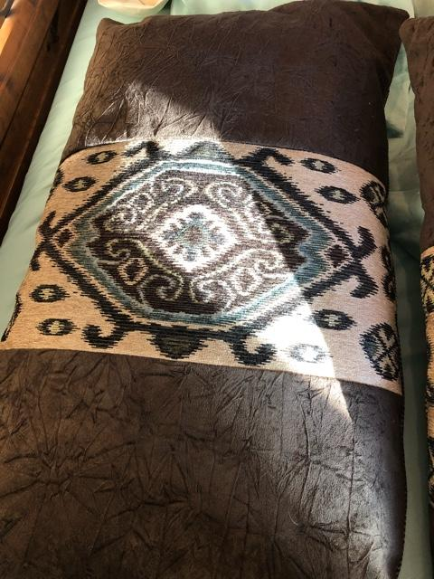 king size decorative pillow shams