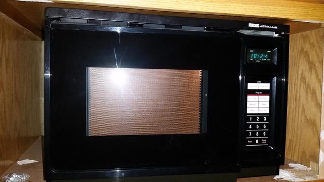 jenn air microwave large