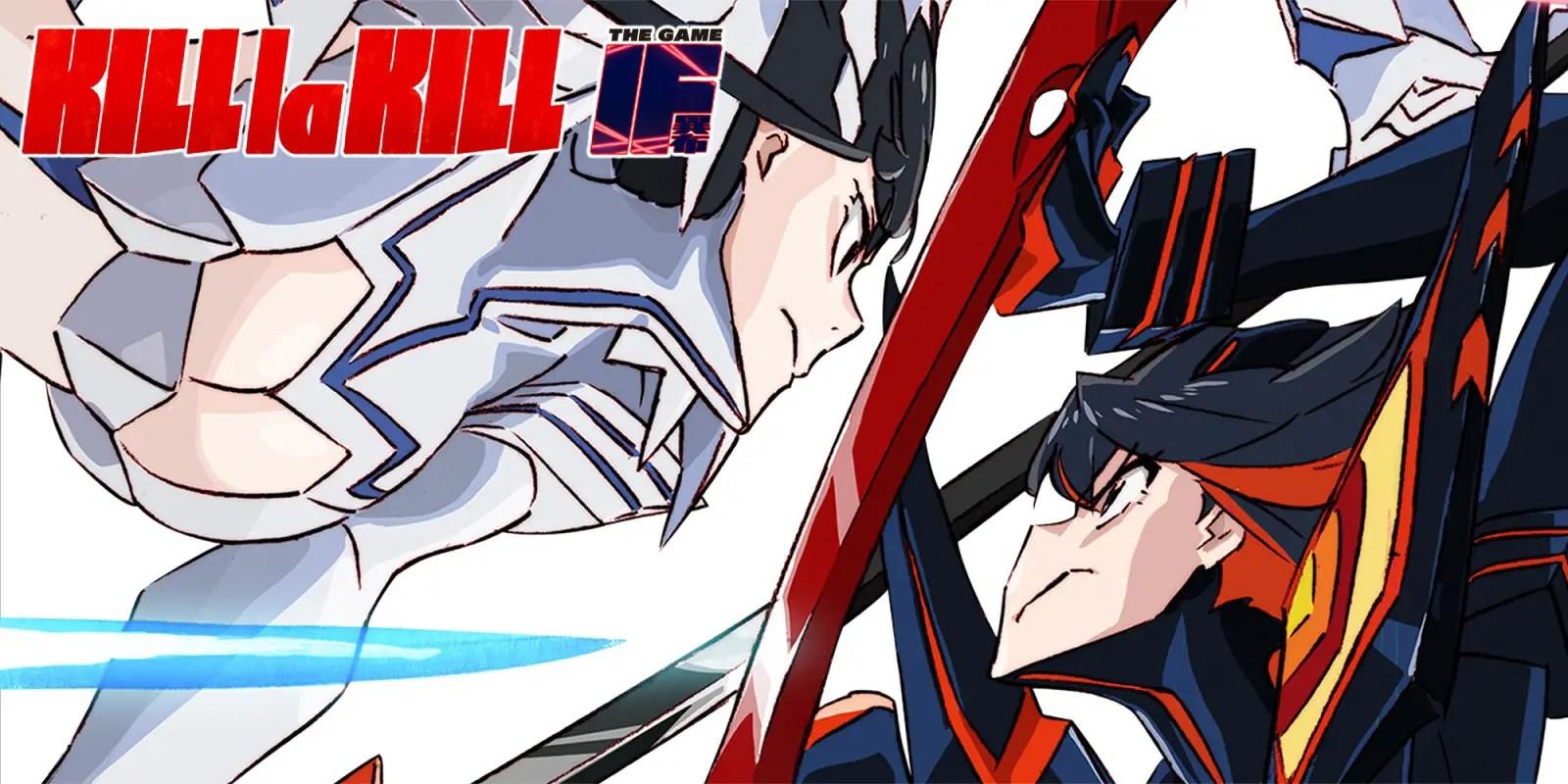kill la kill if review niche gamer