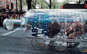 cykling alkohol
