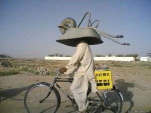 hjälmtvång cykling