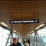 Träningsfri weekend i Danmark
