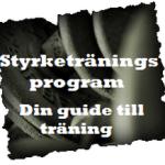 Bra samlingssida för träningsbloggar