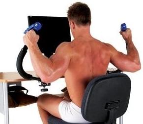 computer workout