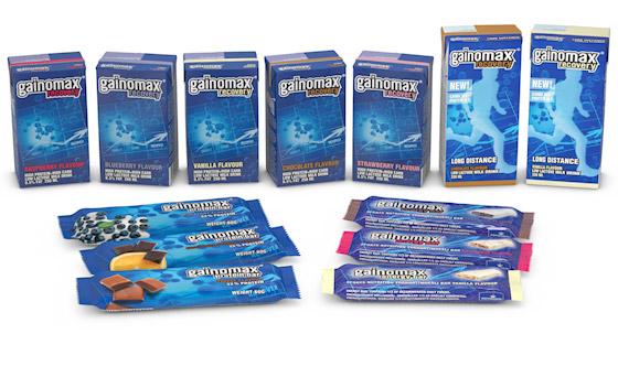 gainomax produkter