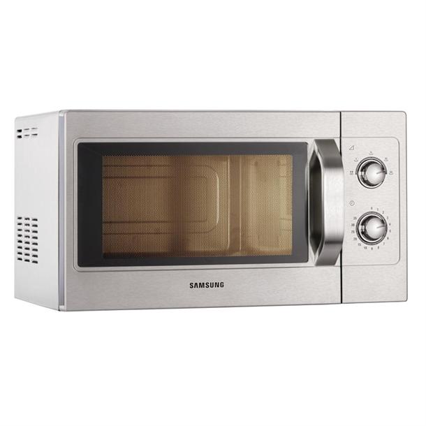 samsung light duty manual microwave 26ltr 1100w cm1099