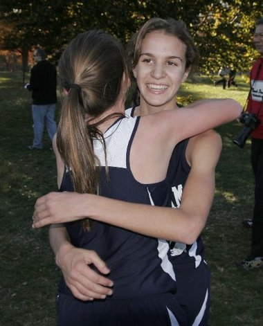 NJ Girls Cross Country All Group All Prep And All Area