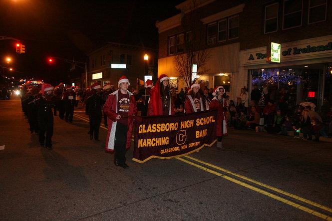 Annual Pitman Christmas Parade Dedicated To Former Fire