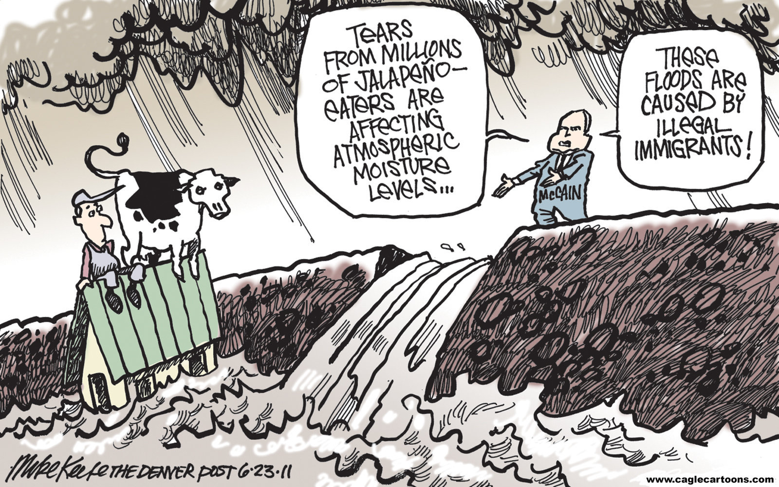Editorial Cartoons Topics Of The Day