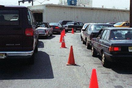 Motor Vehicle Inspection Newark Nj