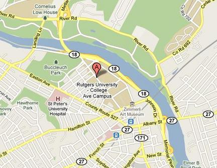 Rutgers Investigates Threat Posted On Bathroom Wall