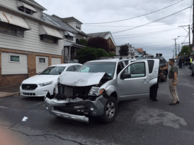 N.J. cop accused of drunken rampage headed to court