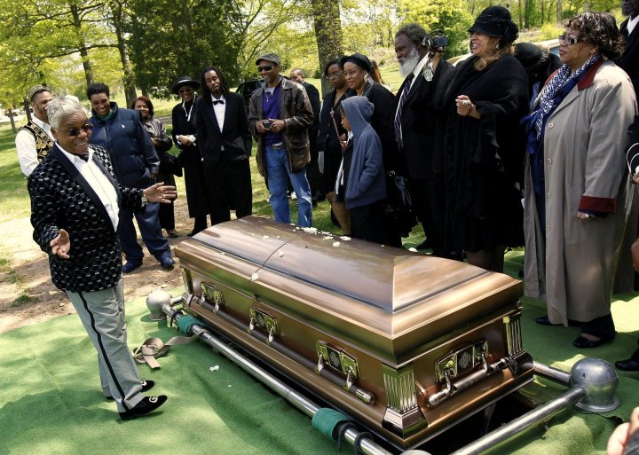 Easy E Funeral: 10 Unforgivable Sins Of Eazy E Funeral