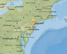 RELATED: Earthquake hit N.J. earlier in January