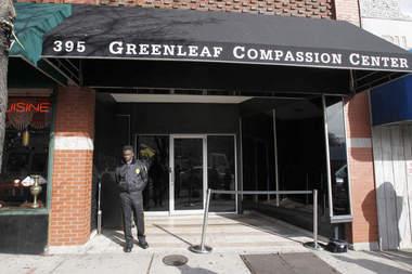 Greenleaf Compassion Center, Montclair NJ