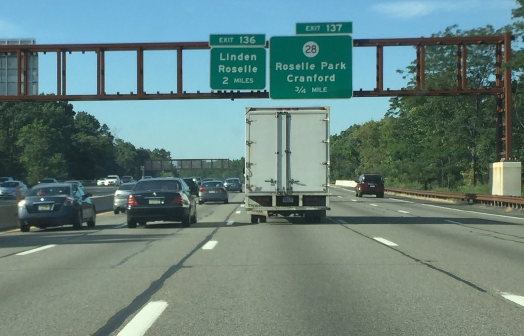 motorcycle accident on garden state parkway   Motorview.co