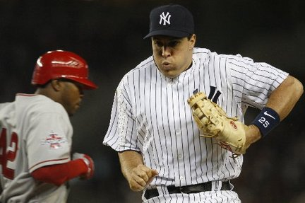 Yankees Mark Teixeira Angels