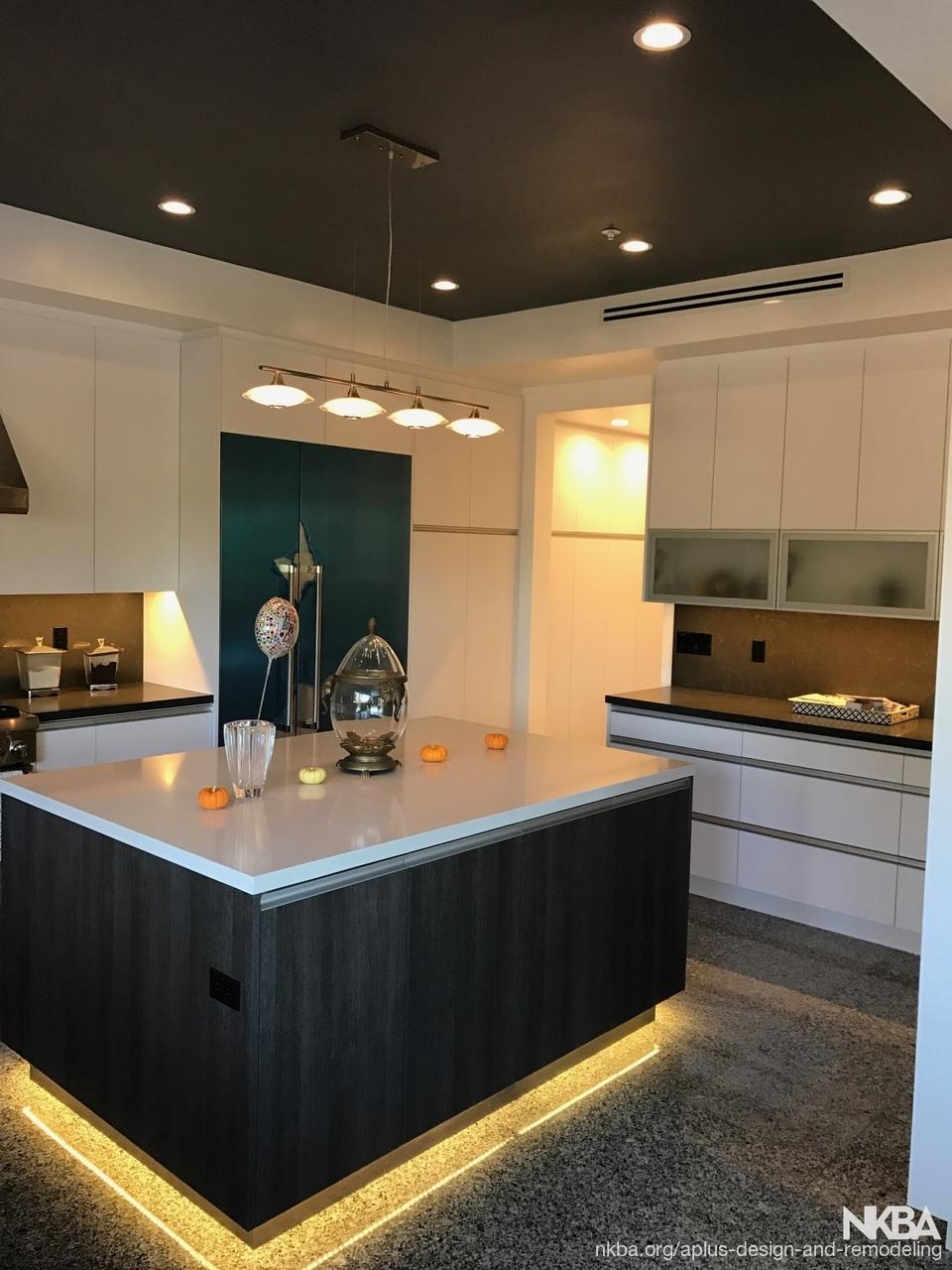 kitchen remodel in glendale - nkba