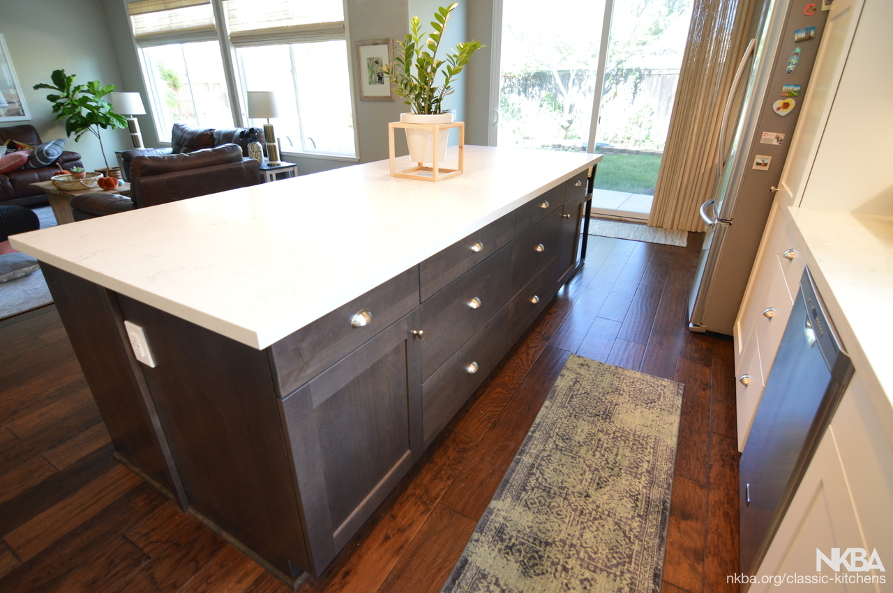temecula, ca - contemporary kitchen remodel - nkba