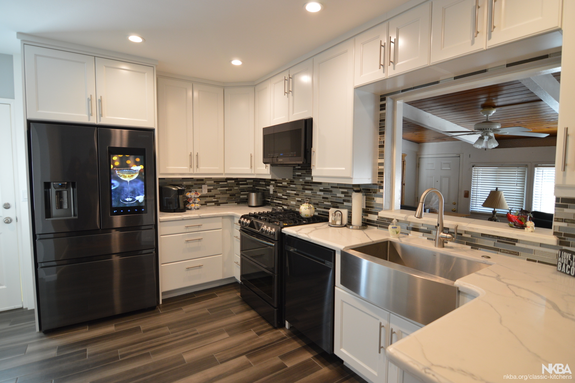 West Covina, CA - Modern Kitchen Remodel - NKBA on Modern Kitchen Remodel  id=62044