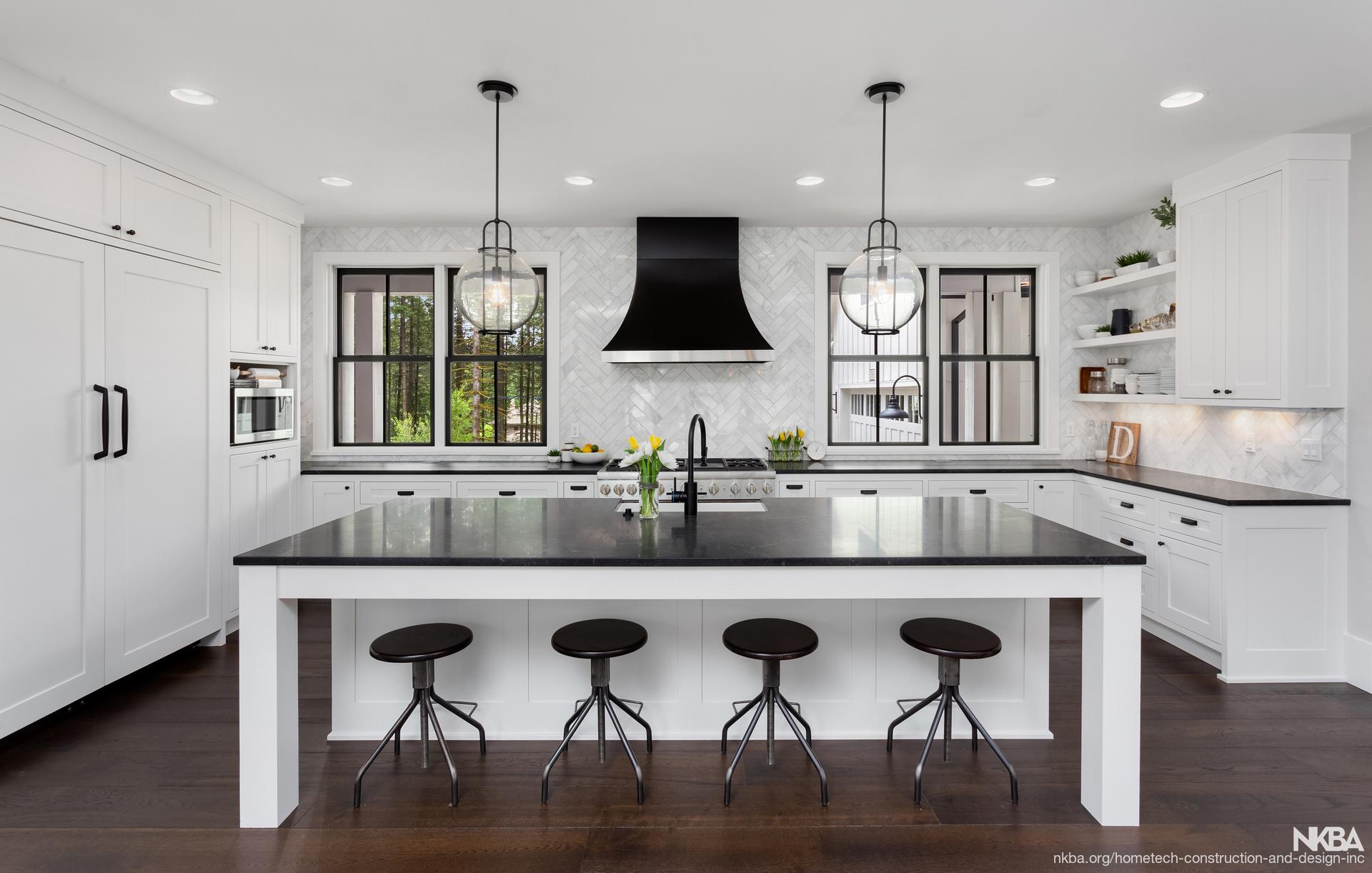 Modern Kitchen Design Nkba