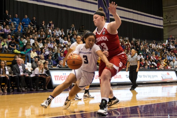 Northwestern wins emotional game over Indiana | North by ...