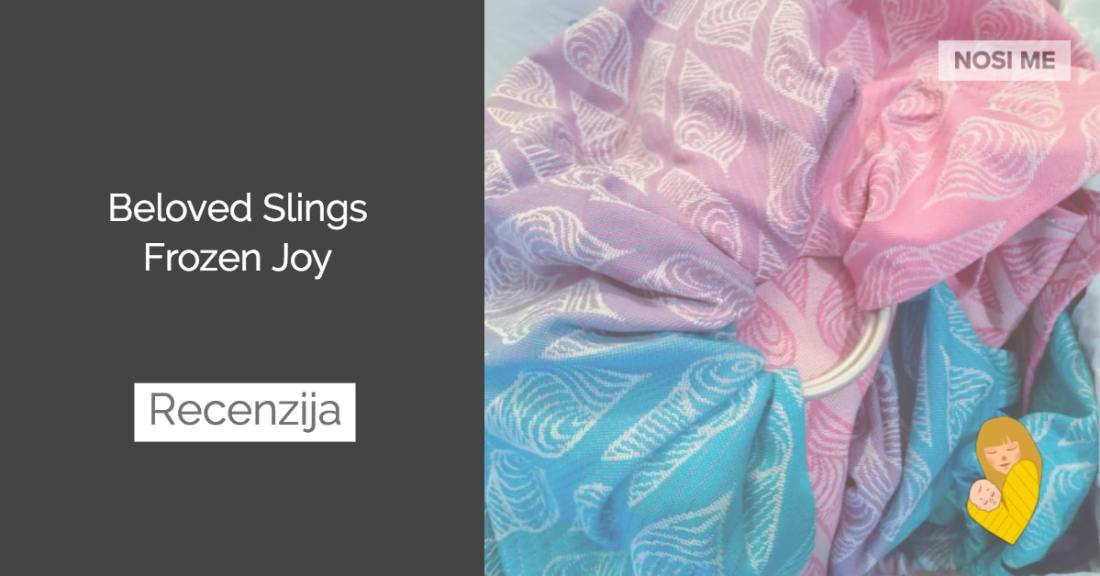beloved slings frozen joy