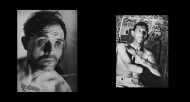 Combattants de la guerre d'Espagne (Peter Zimmermann/musée Picasso/DR).