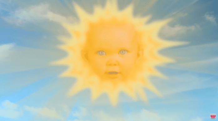 《天線寶寶》太陽女嬰長大了!「金髮藍眼美少女」Q炸   娛樂   NOWnews 今日新聞