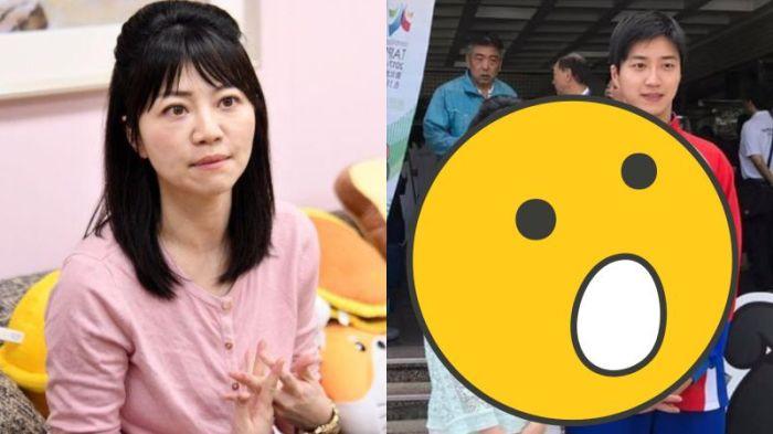 ▲高家瑜(左图)与姜洪杰的旧照片合影。  (记者高百玉的Facebook页面林百年的照片)