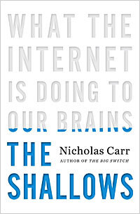 The Shallows': This Is Your Brain Online : NPR
