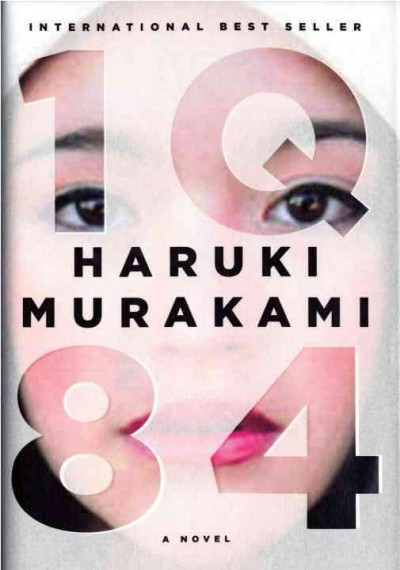 1Q84 Cover. Image from Baker & Taylor via NPR.com