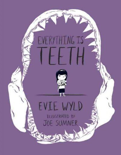 Image result for everything is teeth cover