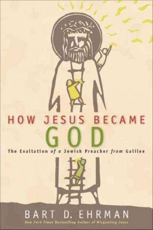 Cover of Bart Ehrman's book.