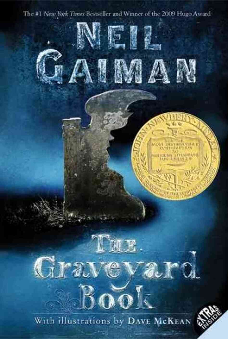 neil gaiman graveyard book