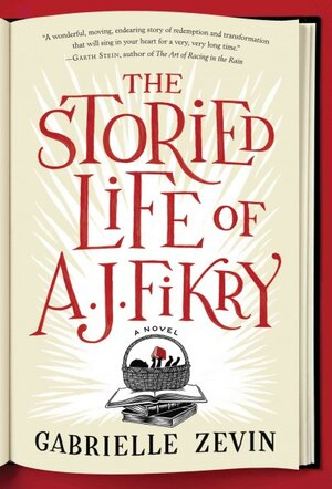 The Storied Life of A.J. Fikry: review and interview with author Gabrielle Zevin (1/2)